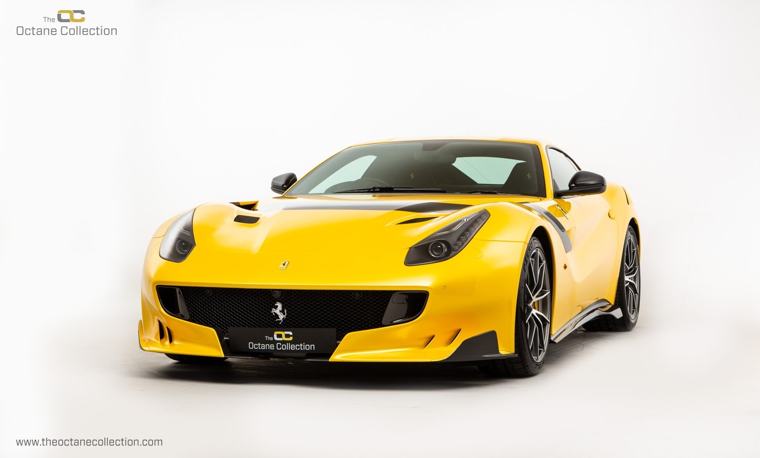 2016 FERRARI F12 TDF // 1 OF 50 UK RHD // TRIPLE LAYER PAINT For Sale (picture 2 of 23)