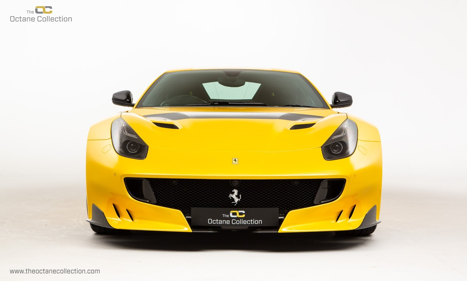 2016 FERRARI F12 TDF // 1 OF 50 UK RHD // TRIPLE LAYER PAINT For Sale (picture 3 of 23)