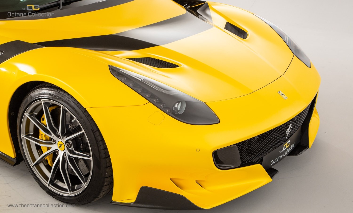 2016 FERRARI F12 TDF // 1 OF 50 UK RHD // TRIPLE LAYER PAINT For Sale (picture 4 of 23)