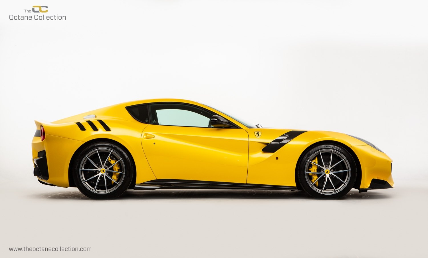 2016 FERRARI F12 TDF // 1 OF 50 UK RHD // TRIPLE LAYER PAINT For Sale (picture 6 of 23)