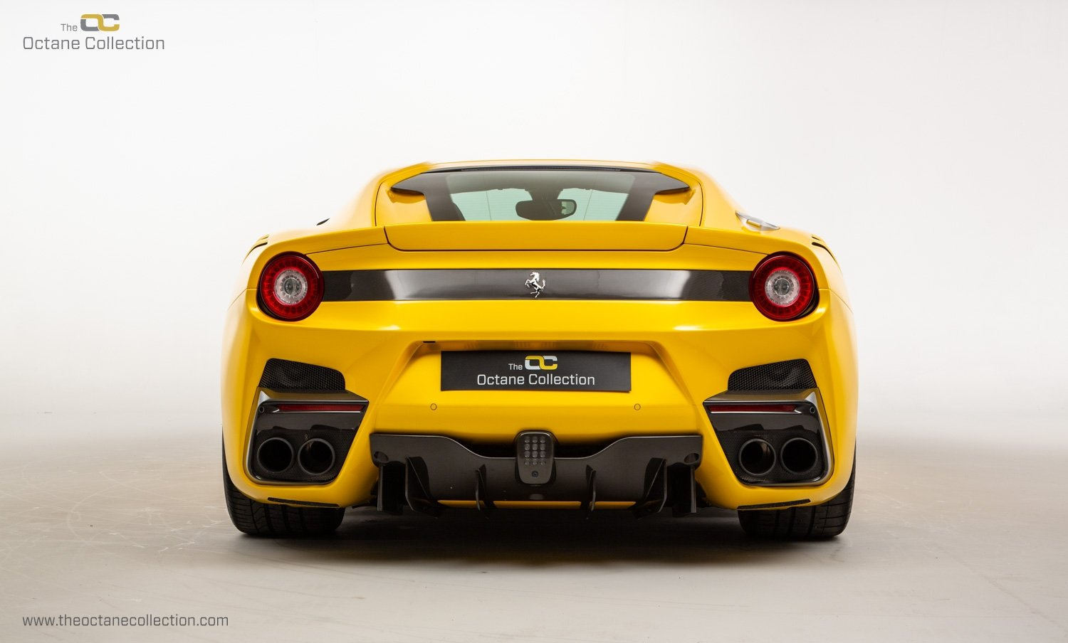 2016 FERRARI F12 TDF // 1 OF 50 UK RHD // TRIPLE LAYER PAINT For Sale (picture 10 of 23)