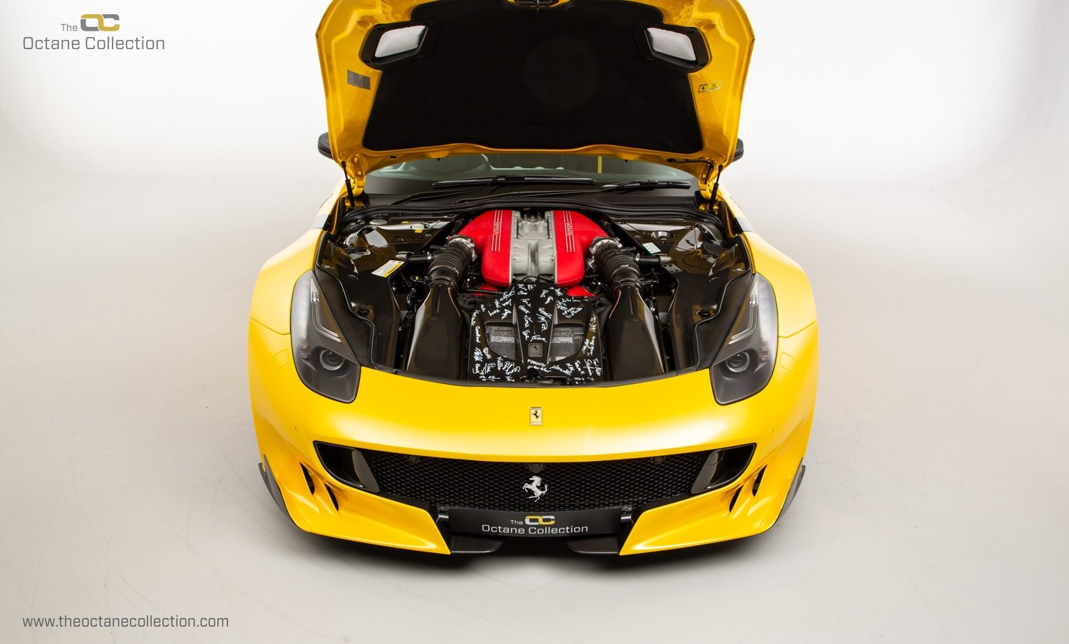 2016 FERRARI F12 TDF // 1 OF 50 UK RHD // TRIPLE LAYER PAINT For Sale (picture 17 of 23)