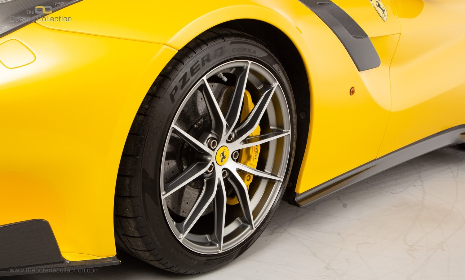 2016 FERRARI F12 TDF // 1 OF 50 UK RHD // TRIPLE LAYER PAINT For Sale (picture 20 of 23)