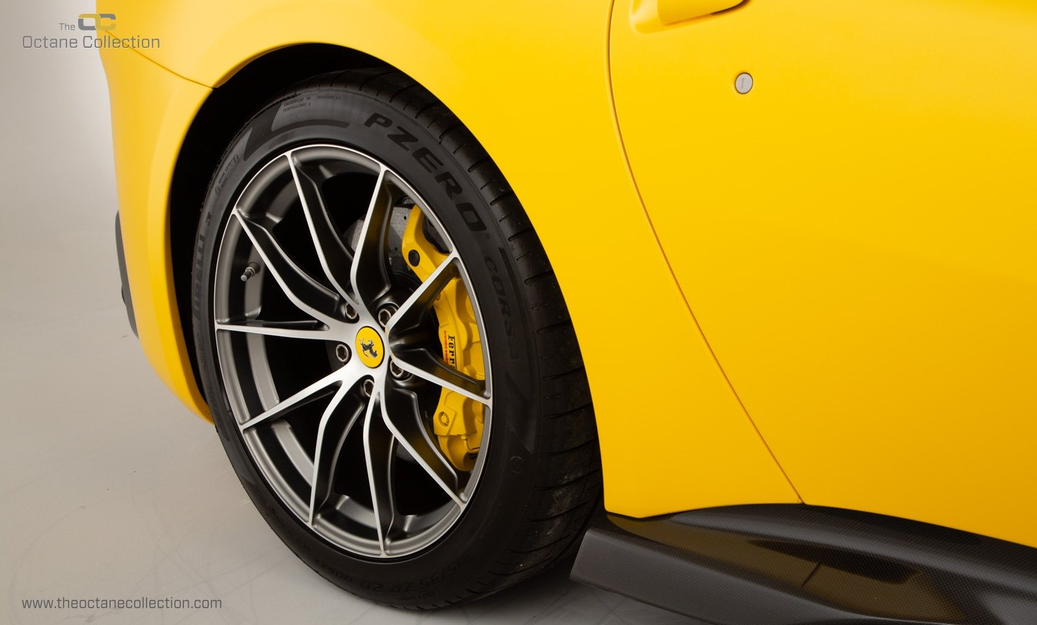 2016 FERRARI F12 TDF // 1 OF 50 UK RHD // TRIPLE LAYER PAINT For Sale (picture 23 of 23)