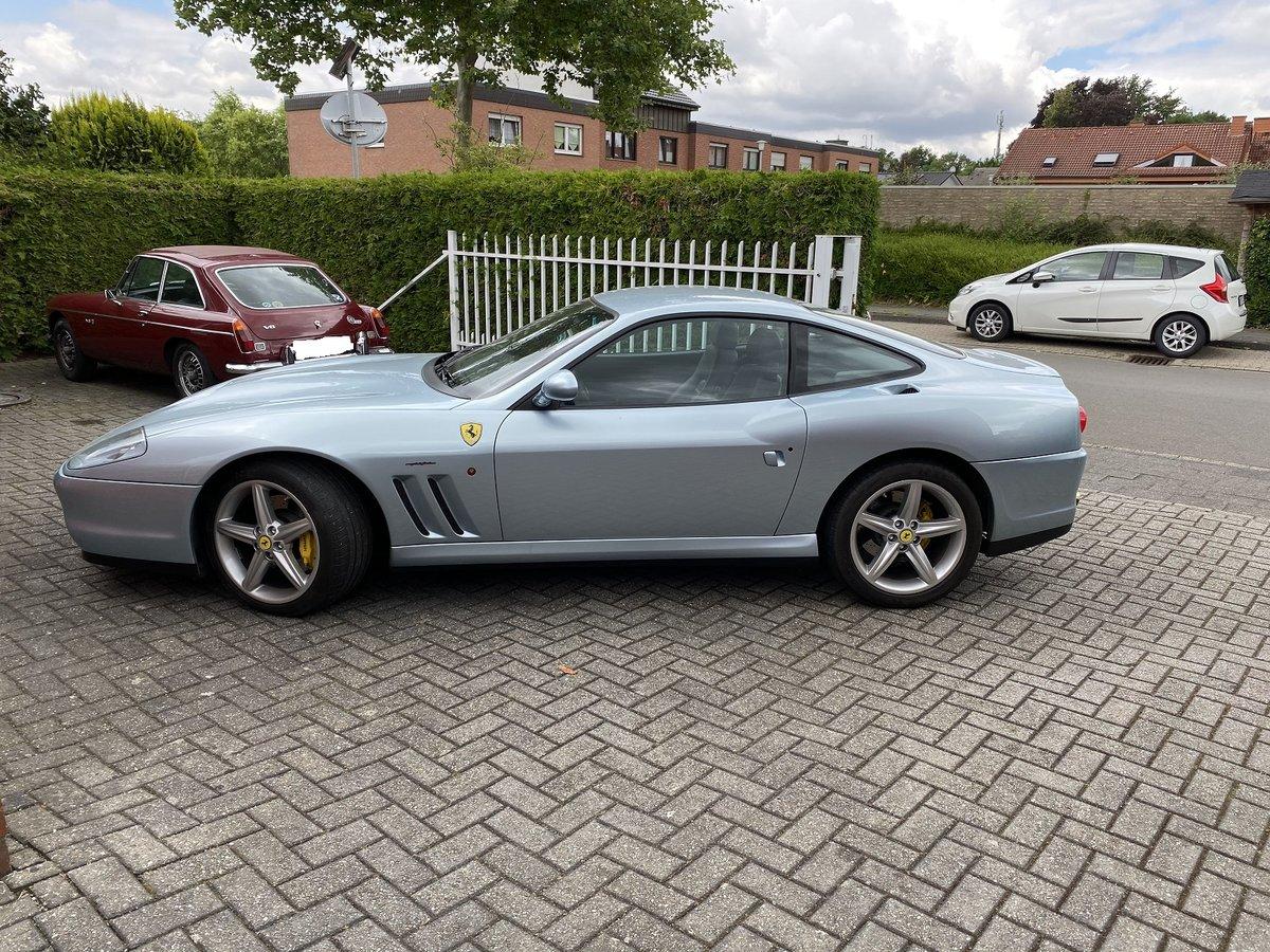 2004 Ferrari 575M Maranello For Sale (picture 2 of 6)
