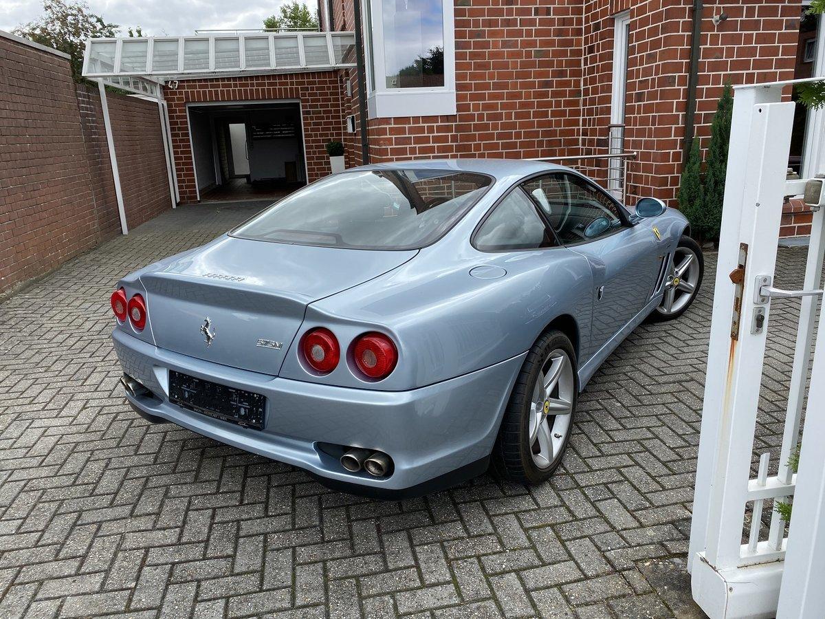 2004 Ferrari 575M Maranello For Sale (picture 3 of 6)