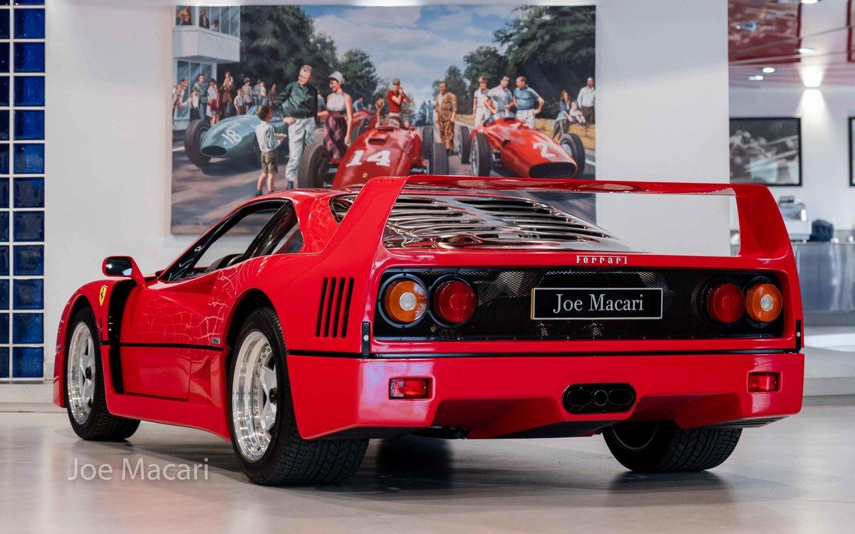 1990 Ferrari F40 For Sale (picture 5 of 12)