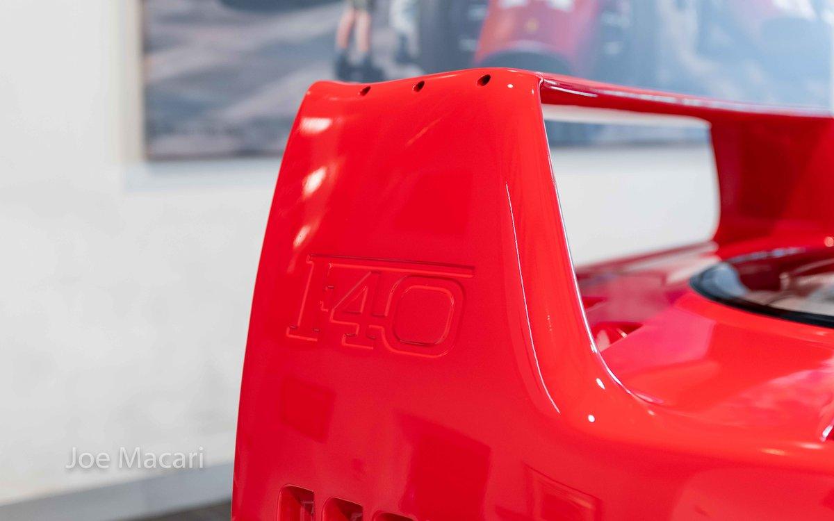 1990 Ferrari F40 For Sale (picture 6 of 12)