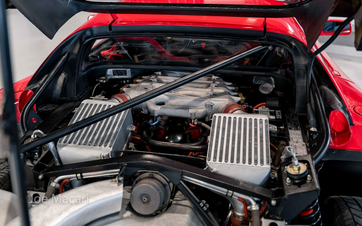 1990 Ferrari F40 For Sale (picture 12 of 12)