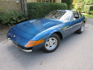 1972 SOLD-ANOTHER REQUIRED Ferrari 365 GTB/4