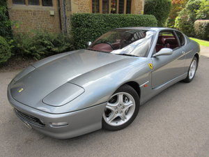 Picture of 2002 SOLD -ANOTHER REQUIRED Ferrari 456 M GT six-speed manual. For Sale