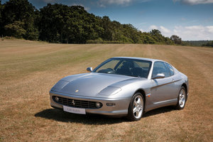 1998 Ferrari 456M GTA FSH For Sale