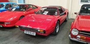 **OCTOBER ENTRY** 1984 Ferrari 308 GTS QV For Sale by Auction