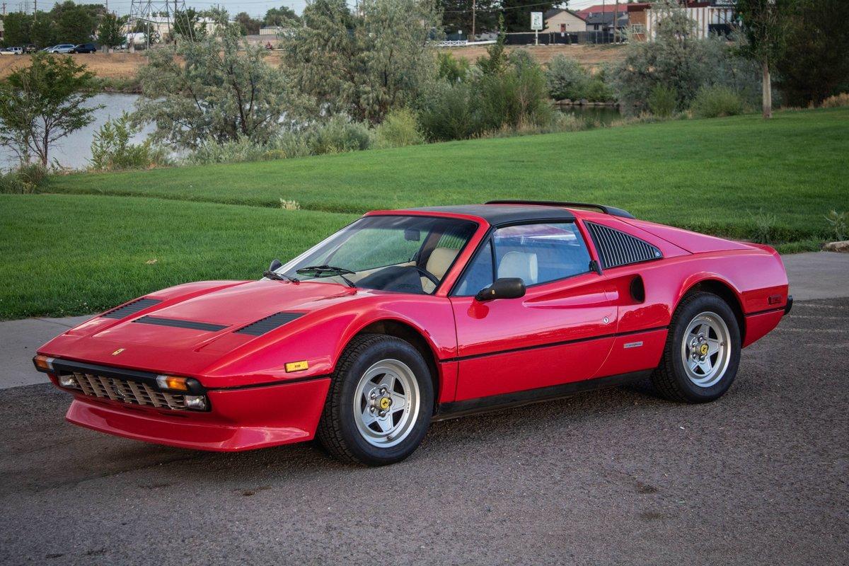 Excellent 1983 Ferrari 308 GTS QV For Sale (picture 1 of 6)