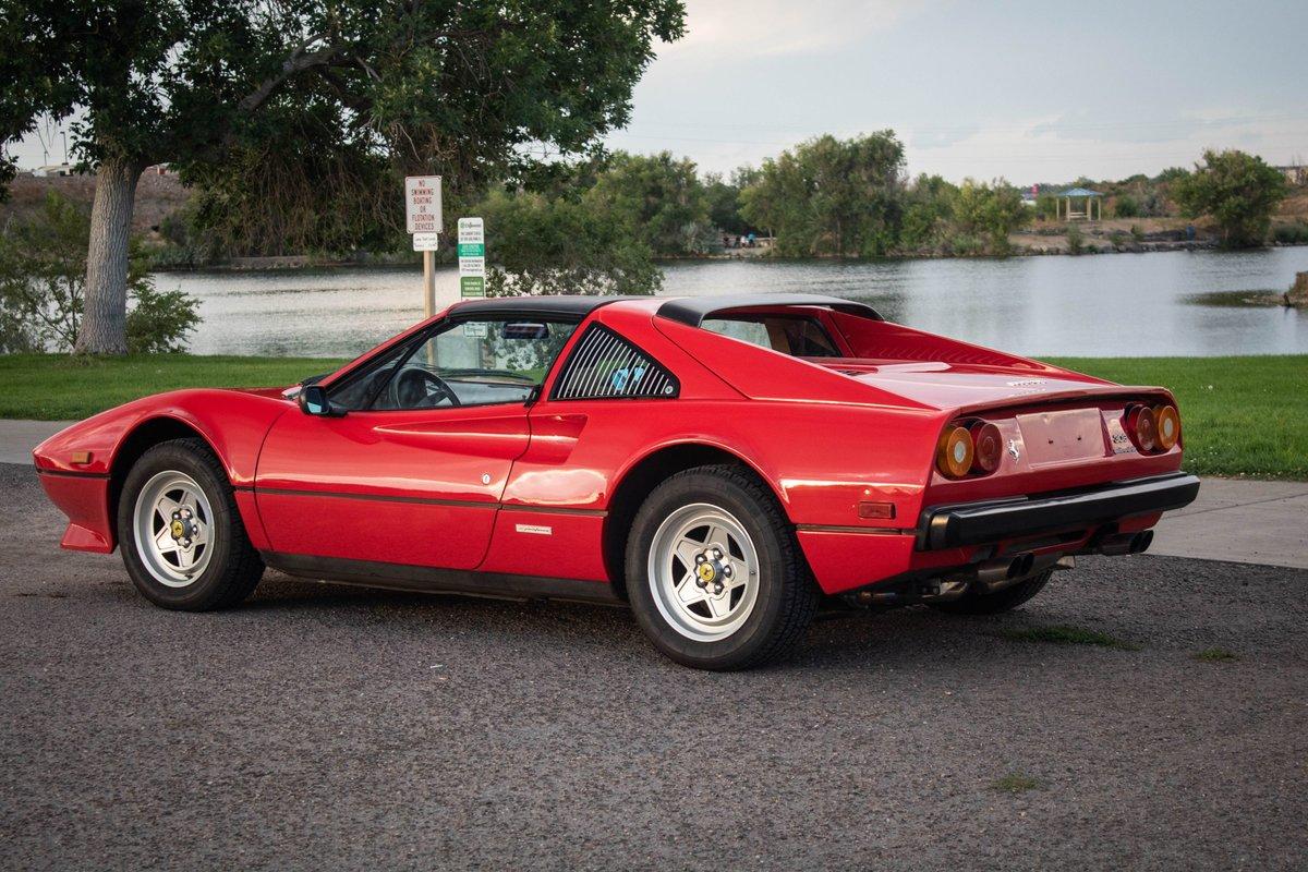 Excellent 1983 Ferrari 308 GTS QV For Sale (picture 2 of 6)