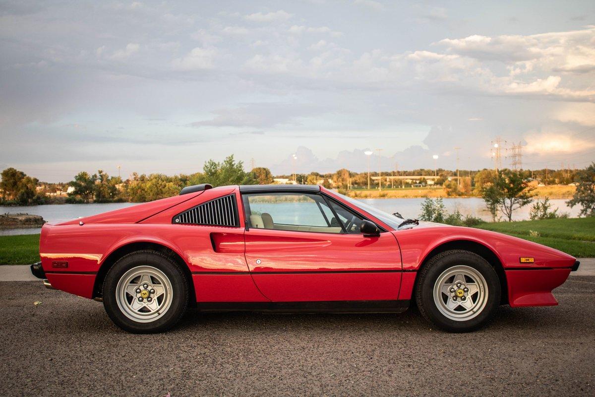 Excellent 1983 Ferrari 308 GTS QV For Sale (picture 3 of 6)