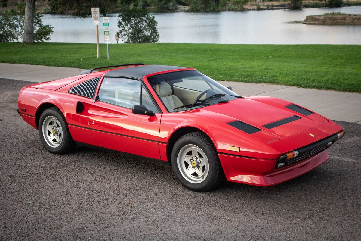 Excellent 1983 Ferrari 308 GTS QV For Sale (picture 4 of 6)