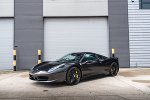 2013 Ferrari 458 Spider - UK RHD - Low Mileage For Sale