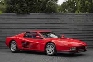 Picture of 1989 Ferrari Testarossa LHD ONLY 2250 MILES CLASSICHE CERTIFIED For Sale
