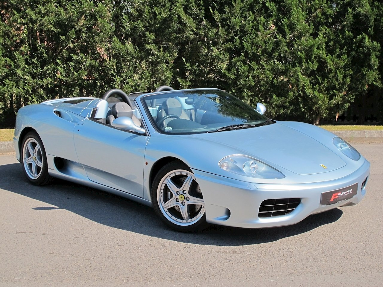 2003 360 Spider F1 For Sale (picture 1 of 6)