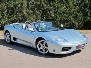 Picture of 2003 360 Spider F1 For Sale
