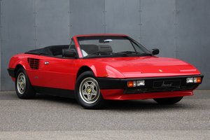 1984 Ferrari Mondial QV Cabriolet LHD