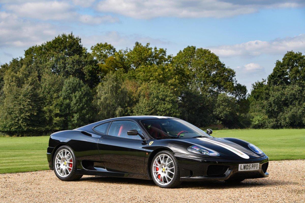 2005 Ferrari 360 Challenge Stradale For Sale (picture 1 of 6)