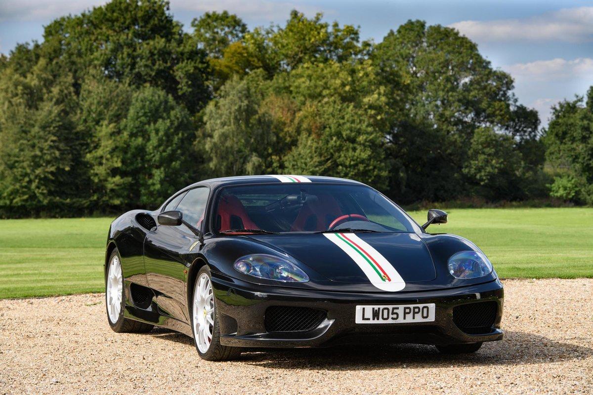 2005 Ferrari 360 Challenge Stradale For Sale (picture 2 of 6)
