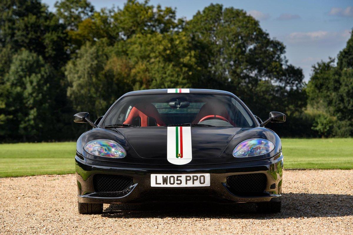 2005 Ferrari 360 Challenge Stradale For Sale (picture 3 of 6)