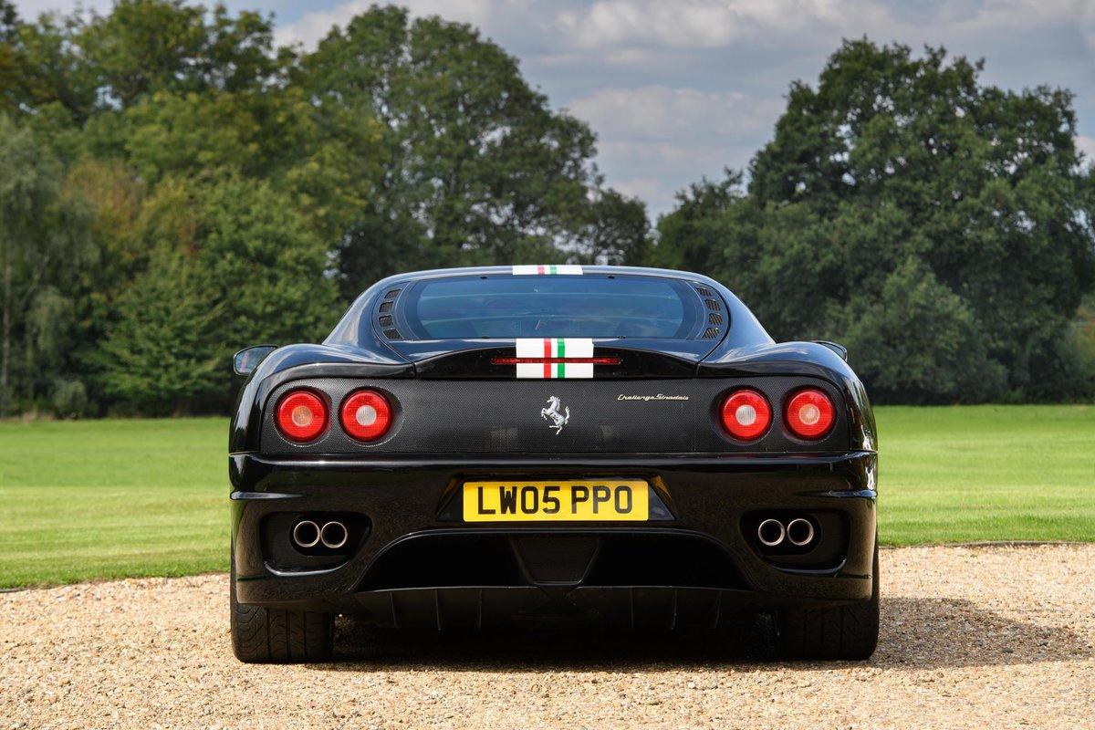 2005 Ferrari 360 Challenge Stradale For Sale (picture 4 of 6)