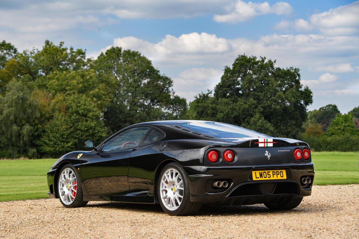 2005 Ferrari 360 Challenge Stradale For Sale (picture 5 of 6)