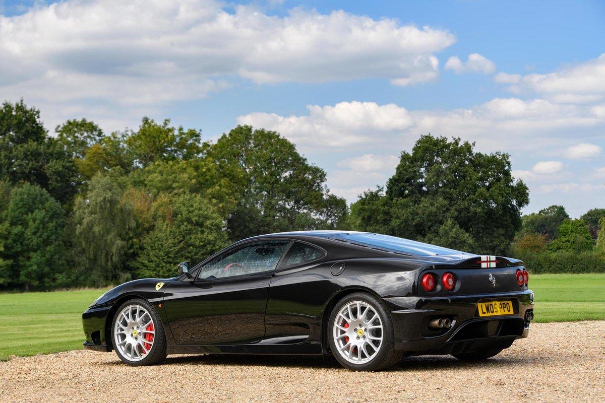 2005 Ferrari 360 Challenge Stradale For Sale (picture 6 of 6)