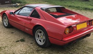 1987 Ferrari 328 GTS For Sale by Auction 19th September For Sale by Auction