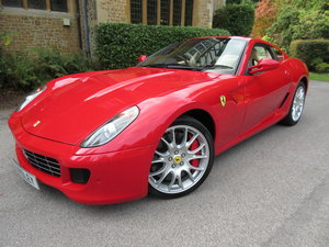 2009 Ferrari 599 GTB Highly and desirably optioned