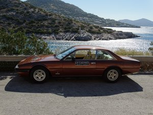 Picture of 1979 Ferrari 400i, rare Bruno Mogano over Sabbia, preserved