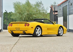 Picture of 1996 Ferrari F355 Spider For Sale by Auction