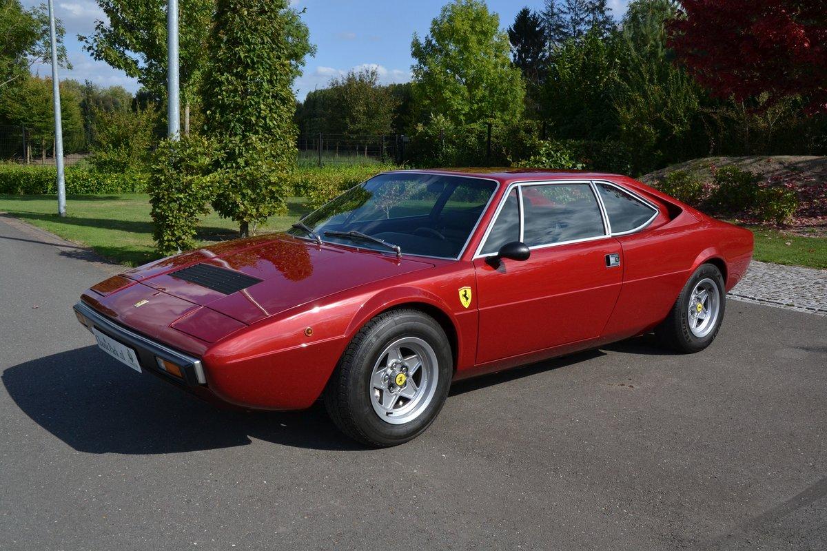 1975 (1129) Ferrari 308 GT4 For Sale (picture 1 of 6)