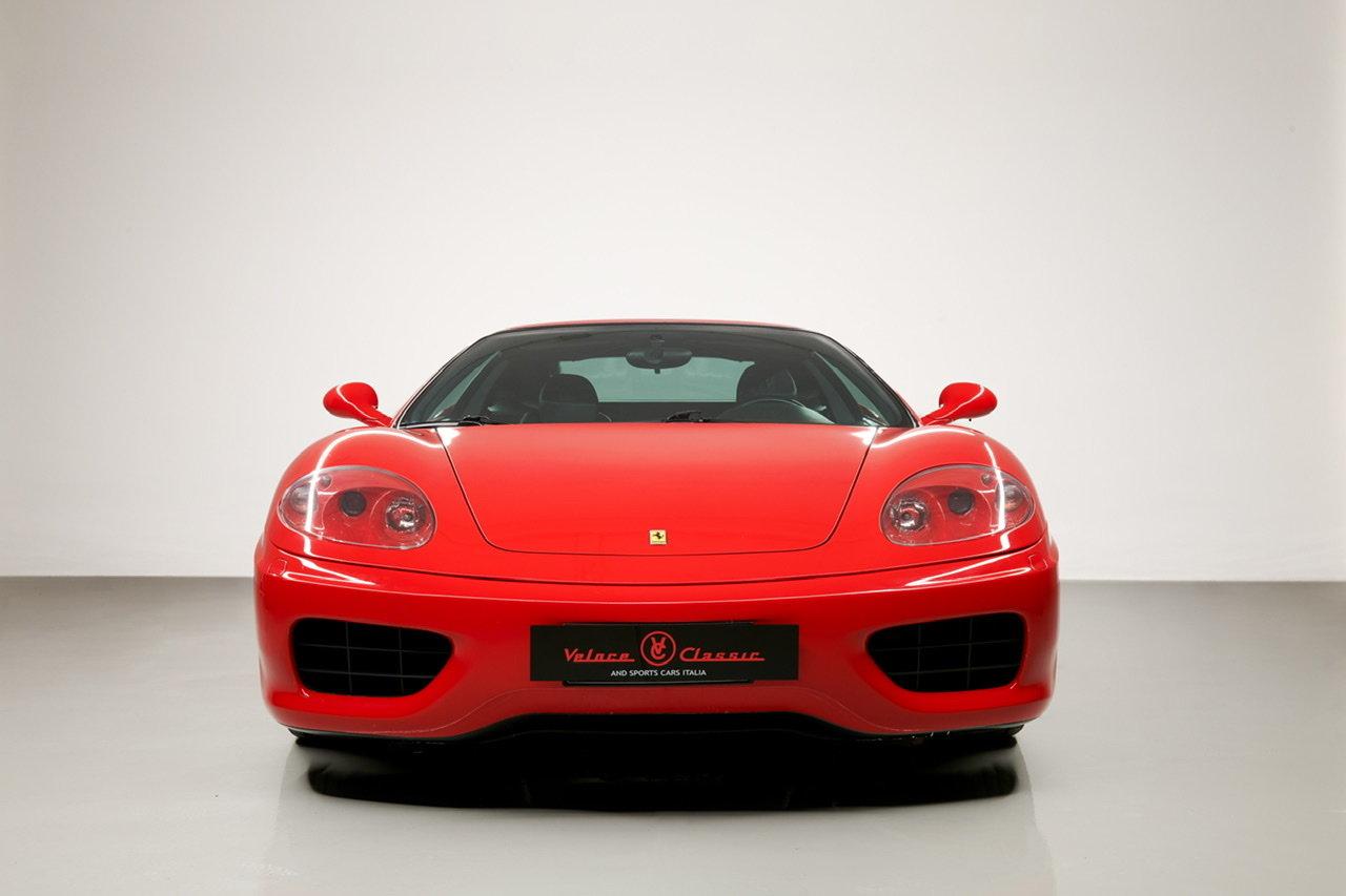2002 Ferrari 360 Modena F1 LHD Italian Registered  For Sale (picture 4 of 24)