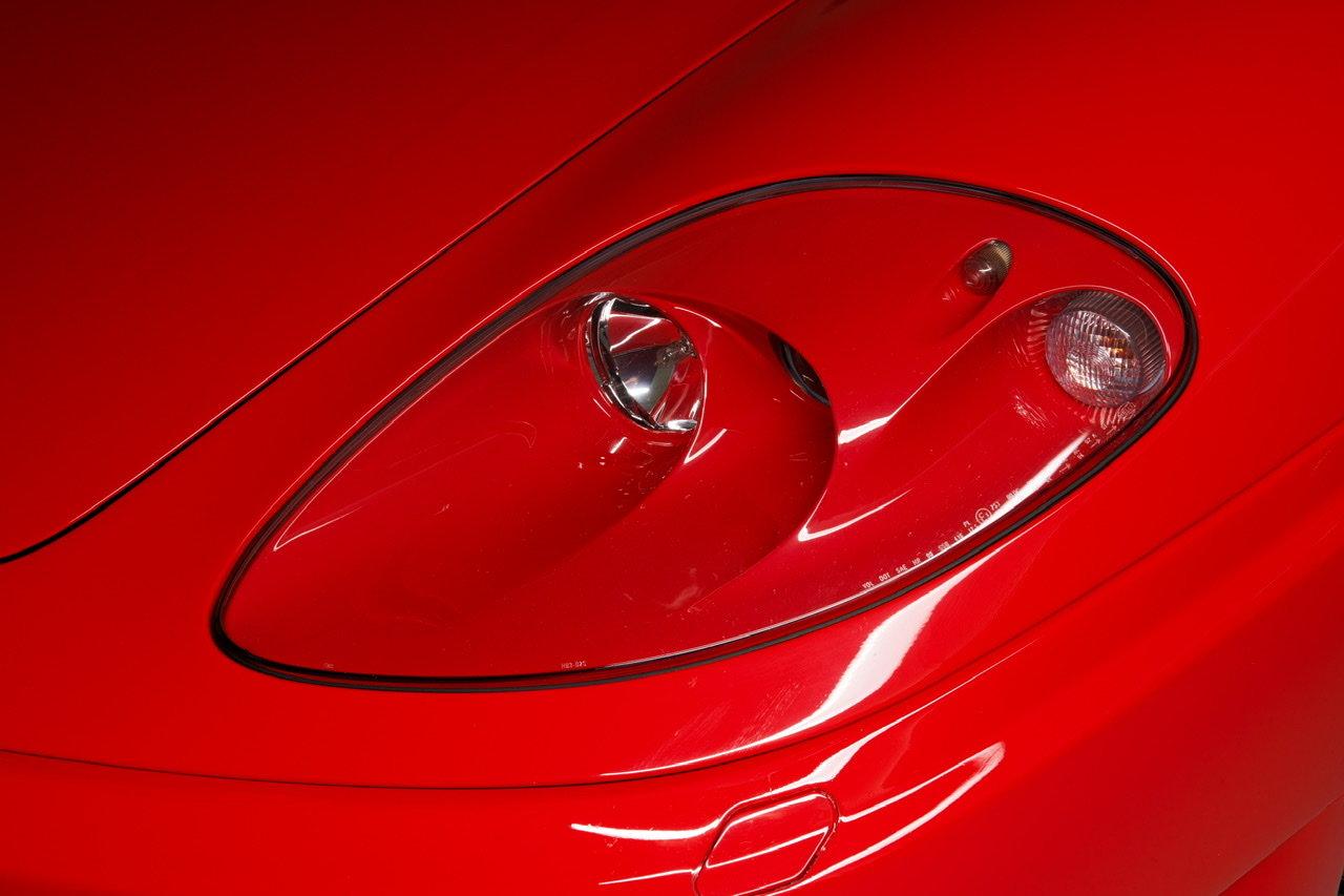 2002 Ferrari 360 Modena F1 LHD Italian Registered  For Sale (picture 15 of 24)