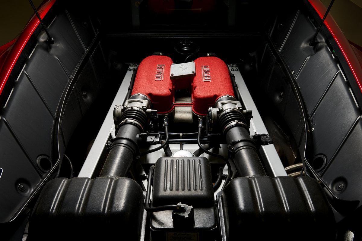 2002 Ferrari 360 Modena F1 LHD Italian Registered  For Sale (picture 21 of 24)