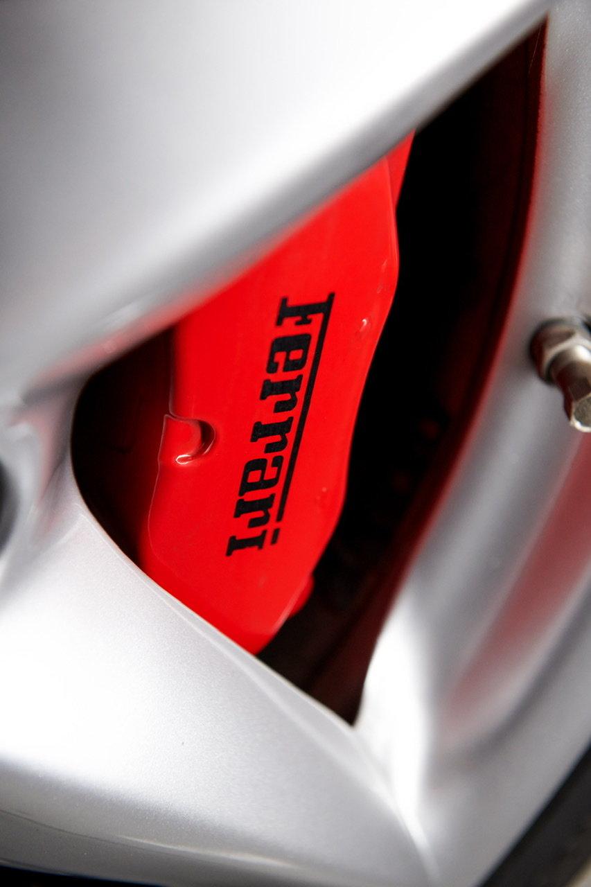 2002 Ferrari 360 Modena F1 LHD Italian Registered  For Sale (picture 22 of 24)