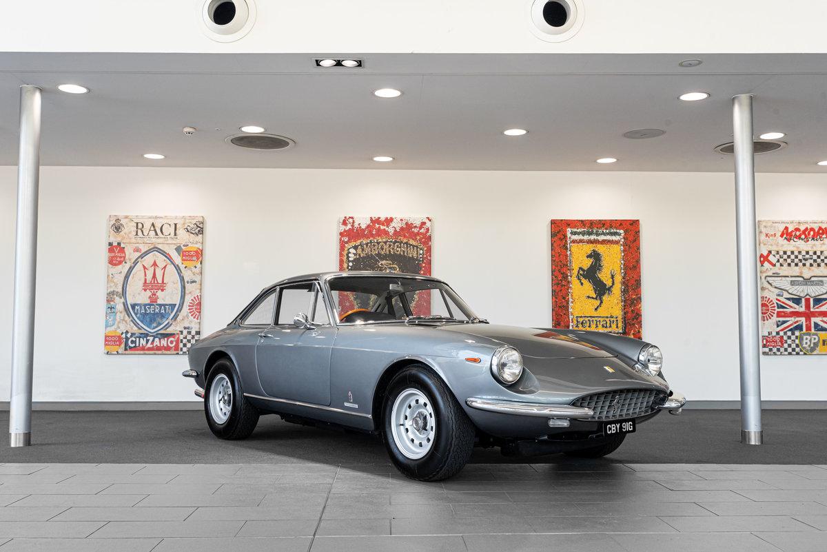 1969 Ferrari 365 GTC For Sale (picture 1 of 6)