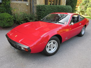 1972 Ferrari 365 GTC/4 -ex John Surtees For Sale