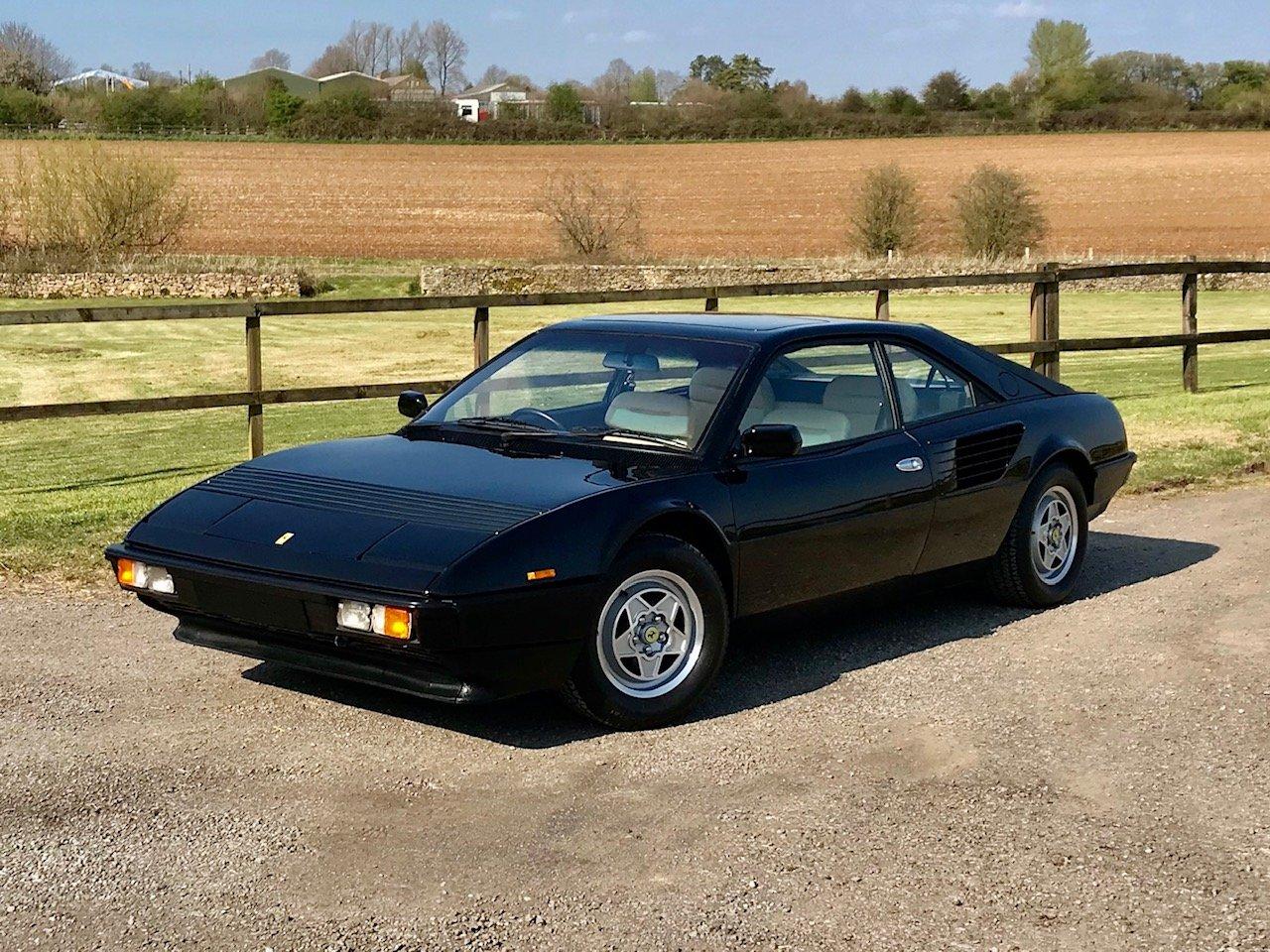 1983 Ferrari Mondial Qv For Sale Car And Classic