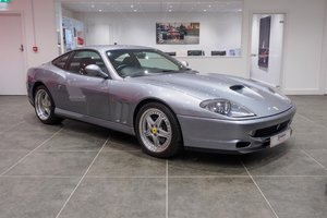 2002 Ferrari 550 Maranello / Only 9k miles / FFSH For Sale