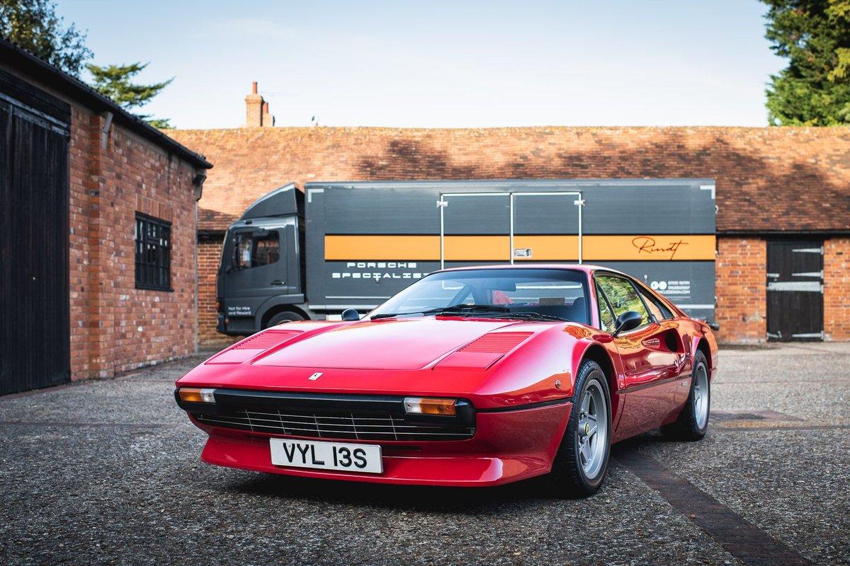 1978 Ferrari 308GTB 1979 3.0 Dry Sump For Sale (picture 1 of 18)
