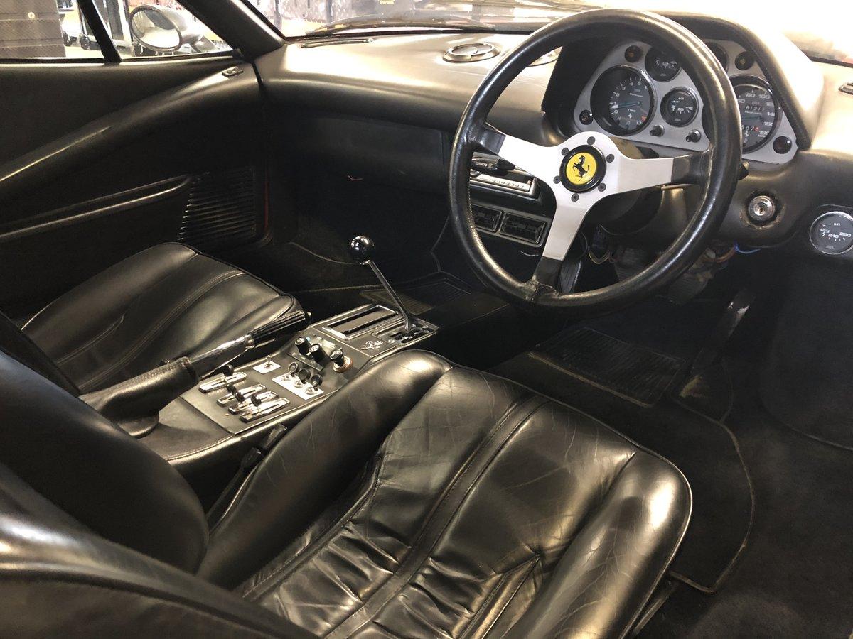 1978 Ferrari 308GTB 1979 3.0 Dry Sump For Sale (picture 4 of 18)