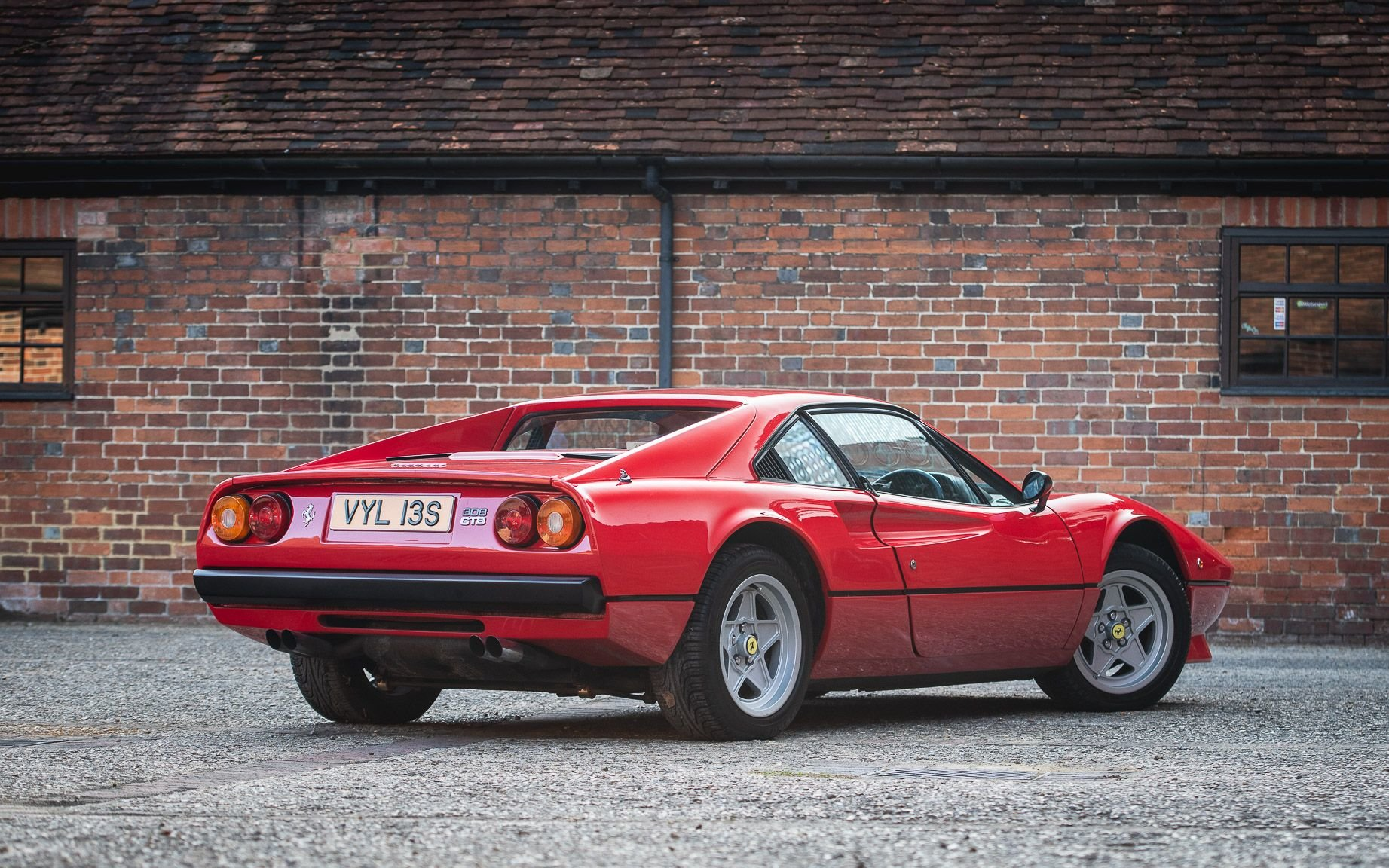 1978 Ferrari 308GTB 1979 3.0 Dry Sump For Sale (picture 5 of 18)