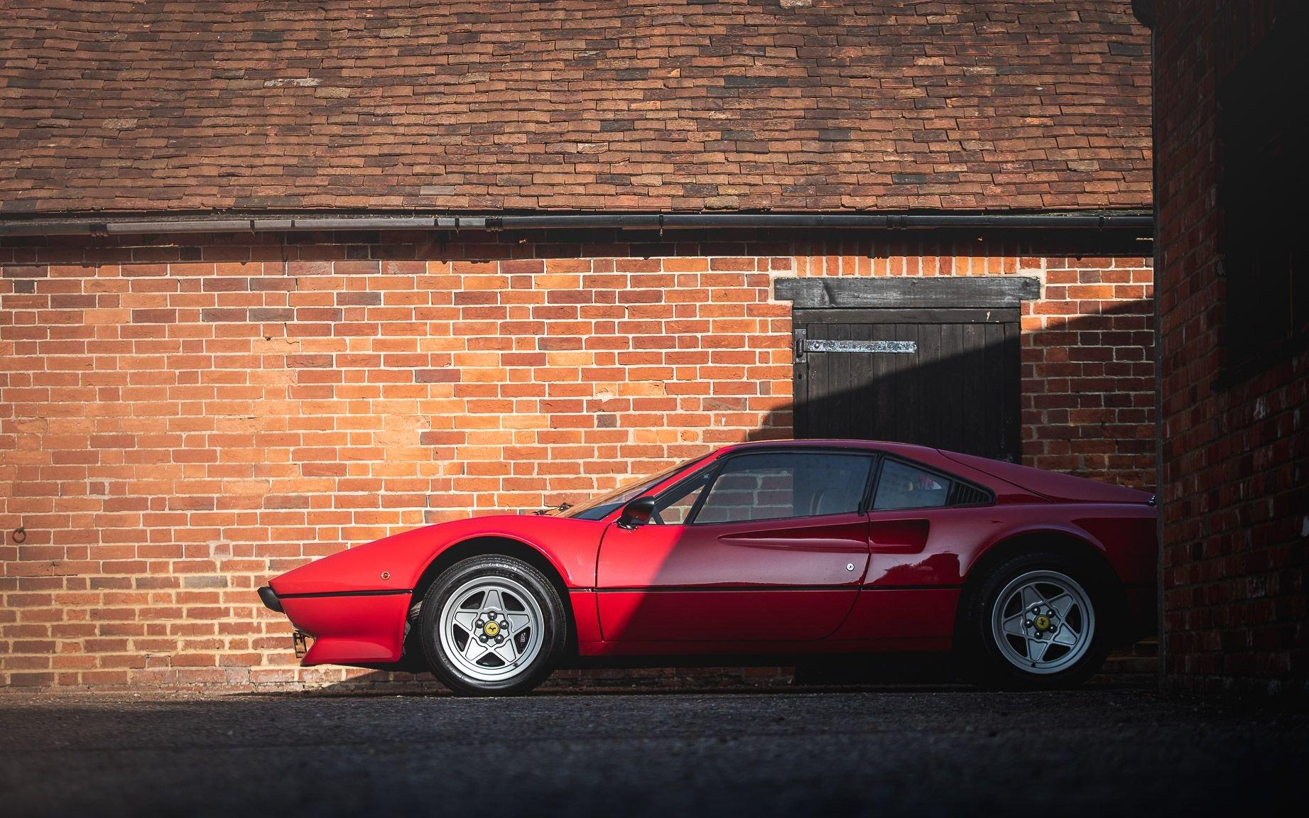 1978 Ferrari 308GTB 1979 3.0 Dry Sump For Sale (picture 9 of 18)
