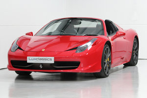 Picture of 2014 WANTED Ferrari 458 Spider for consignment sale Wanted